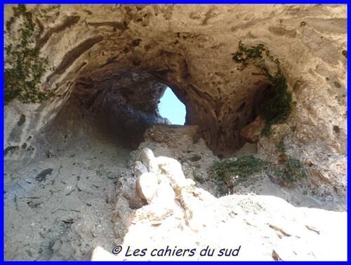 Ste Victoire, le sentier des Cantilènes