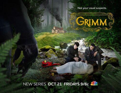 Série à découvrir : Grimm