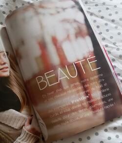 Revue sur le magazine Pretties