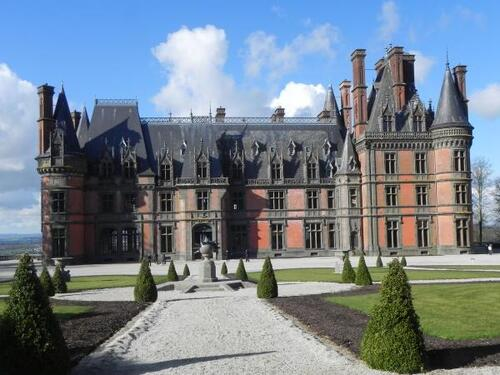 Chateau De Trévarez