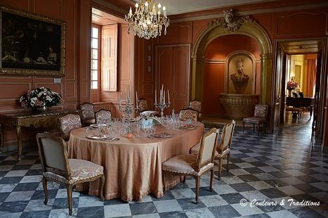 Chateau de  villandry - val de loire