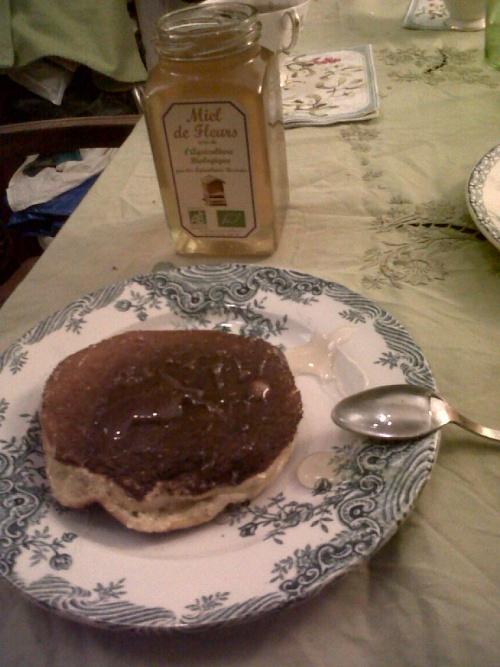 Pancakes express pour petit dej gourmand