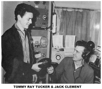 TOMMY RAY TUCKER