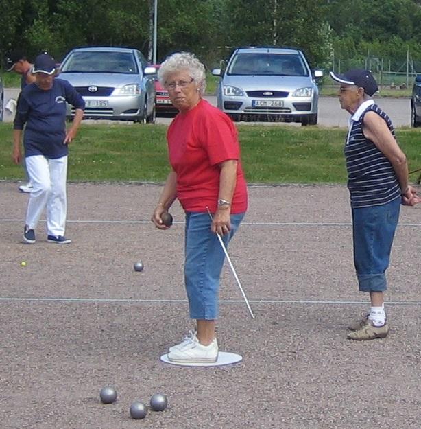 2007.06.13 Unnaryd - Halmstad Vänskaps Boule spel