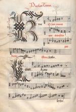 Les chapelles musicales à la cour de Lorraine