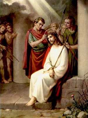 La passion et mort de Jésus-Christ