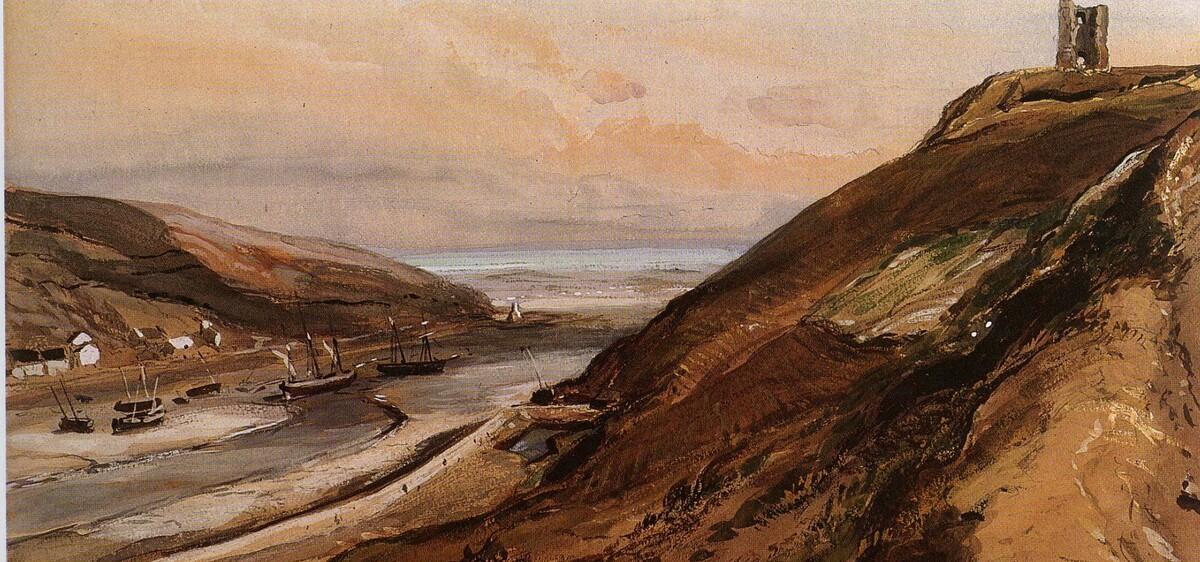 1 /St Brieuc /     le port du Légué au 19ème siècle