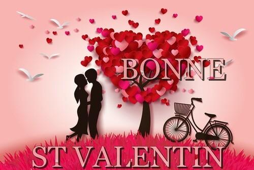 15 Gifs et Images de St-Valentin - 2