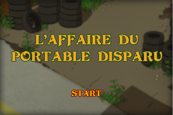 l'affaire du portable disparu