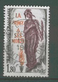 1985 - 2389 - la france à ses morts