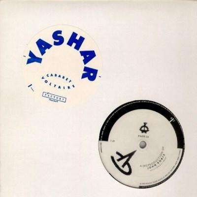 Cabaret Voltaire - Yashar - 1983
