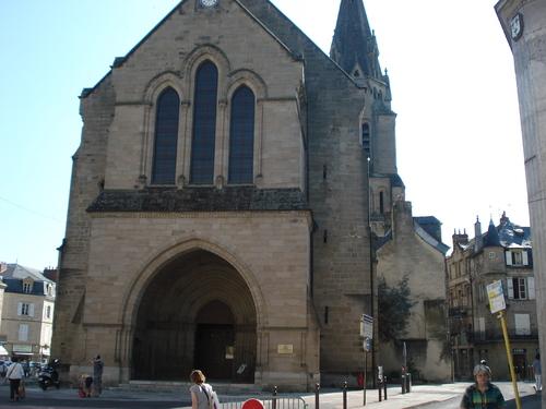 L'abbaye st MARTIN à BRIVE