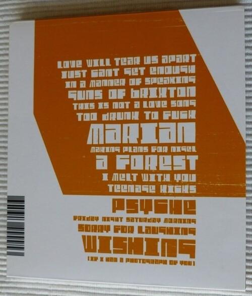 Cover me # 9 : Nouvelle Vague (edition limitée - 2004)