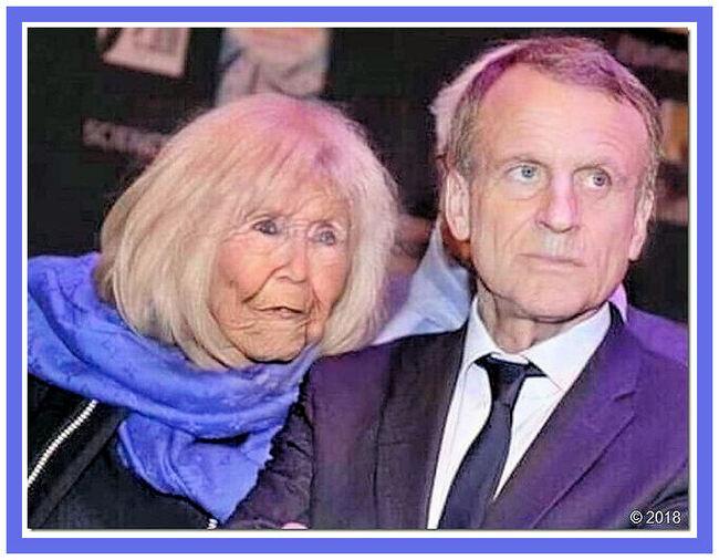 Le couple Macron !!!!!