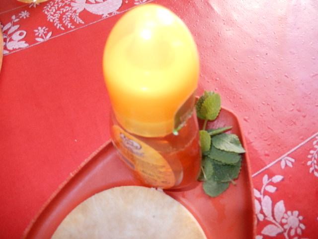 Recette: Sauté de panais au miel et à la menthe fraiche