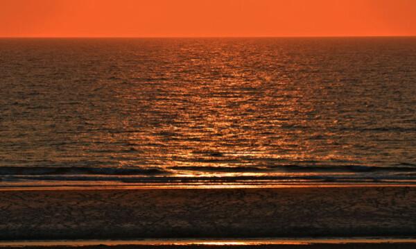 coucher sol2013-05 04 Moliets2