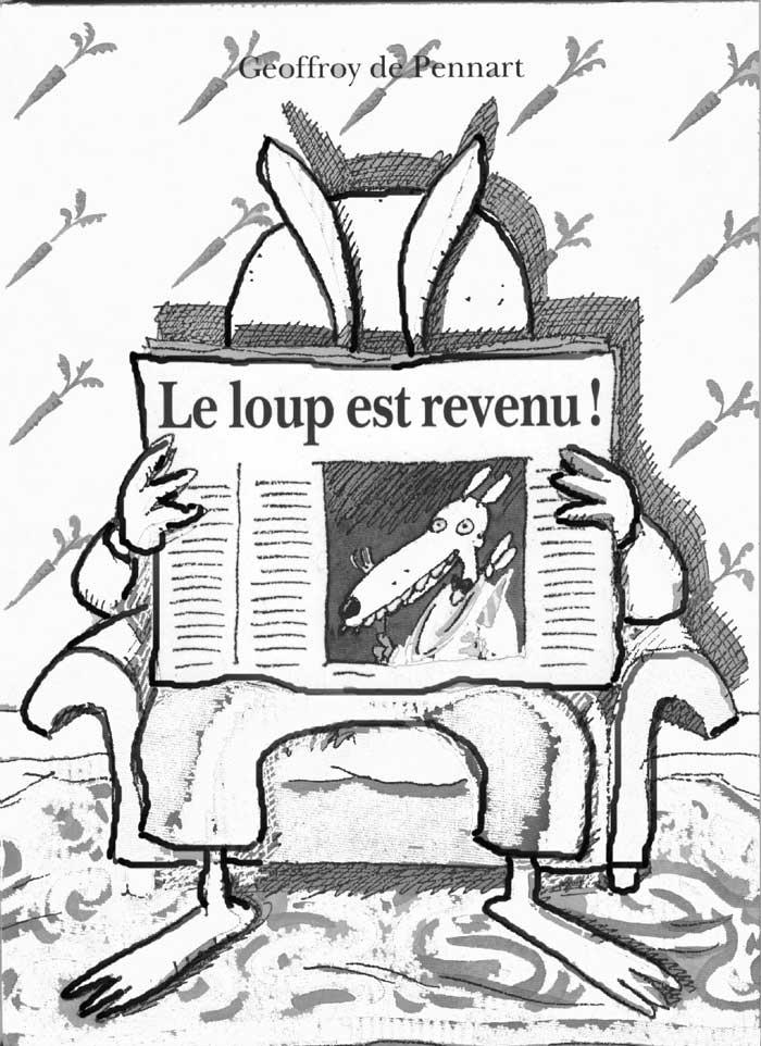 Projet Loup En Ms Gs Un Petit Coin De Partage
