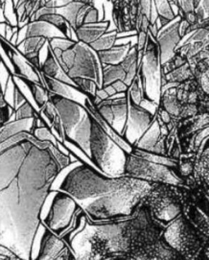 XXXII - Armure du Lièvre (Lepus Cloth)