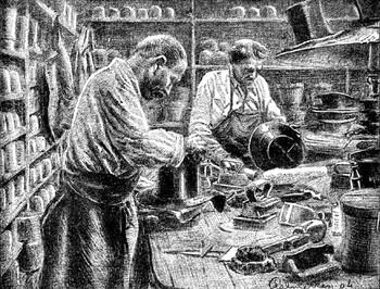 Vient de paraître : Les métiers de nos ancêtres