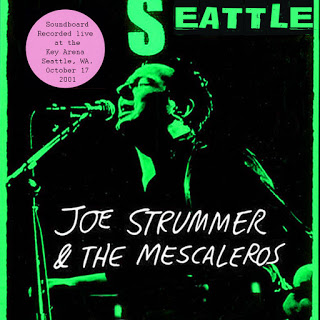 "Résultat de recherche d'images pour ""joe strummer and the mescaleros key arena seattle 2001"""