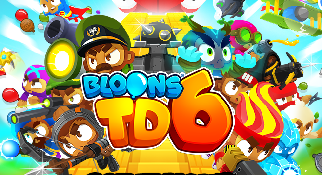 Assessment of 'Bloons TD 6' -The Game where a lot happen