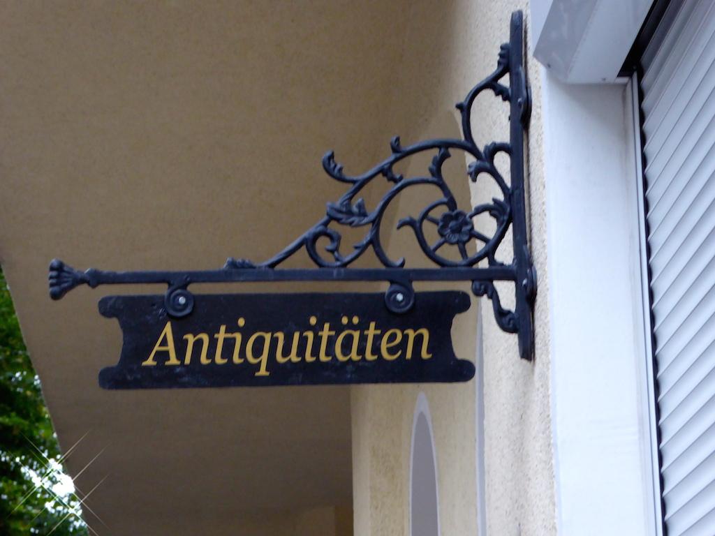 Le quartier de leur immeuble à Berlin.