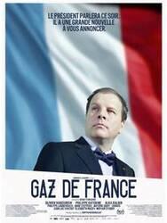 Affiche Gaz de France