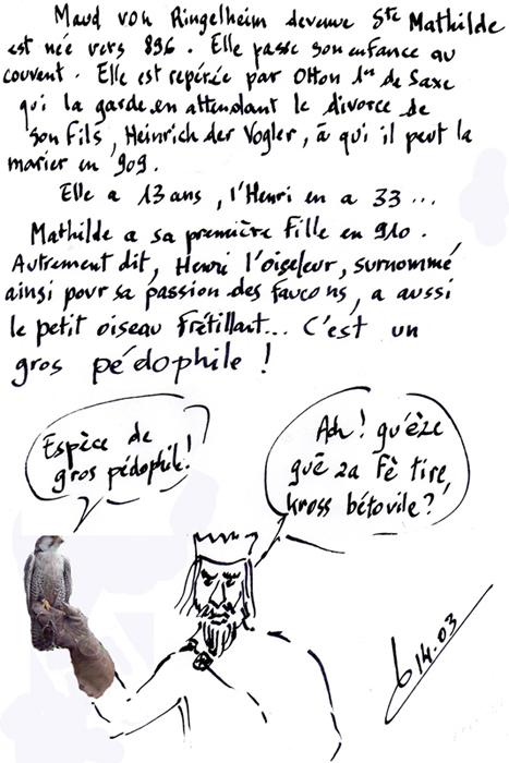Ste Mathilde de Saxe