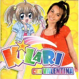 Album Kilari (Valentine Ponzone)