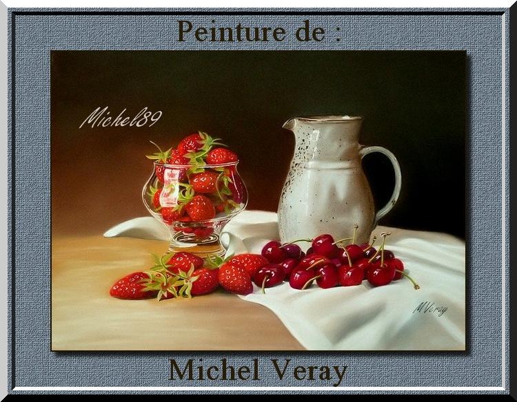 Peinture de : Michel Veray