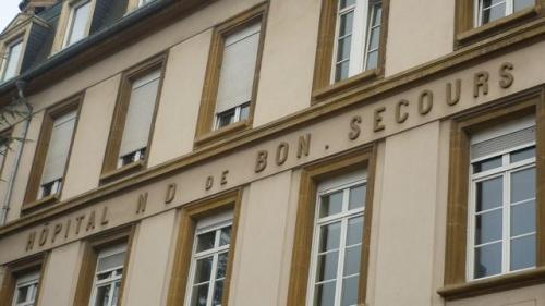 Notre Dame de Bon-Secours fait pitié au Maire (8 octobre 2011)
