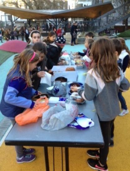 CM2D: La solidarité en action au primaire!