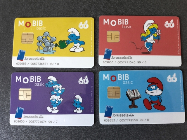 carte mobib transport en commun