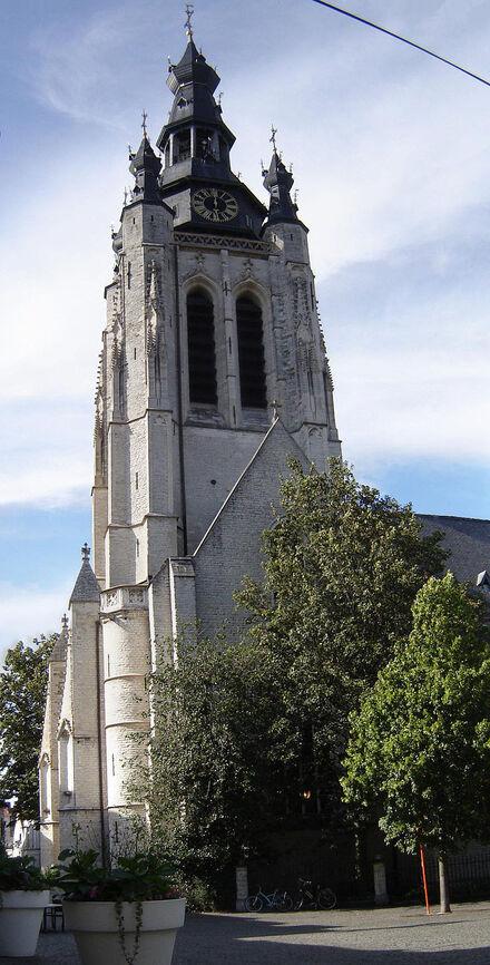 Image illustrative de l'article Église Saint-Martin de Courtrai