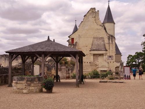 Le çateau royal de Zinon (photos)