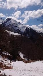 Col de Cherel bauges