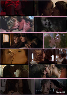 Erotic clips from films. Part 62. Lesbo.