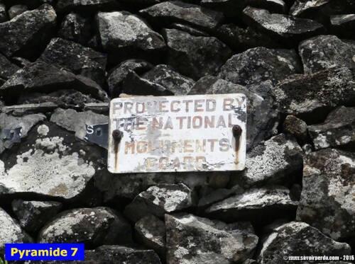 Les pyramides de l'île Maurice
