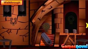 Jouer à Novel Demon room escape