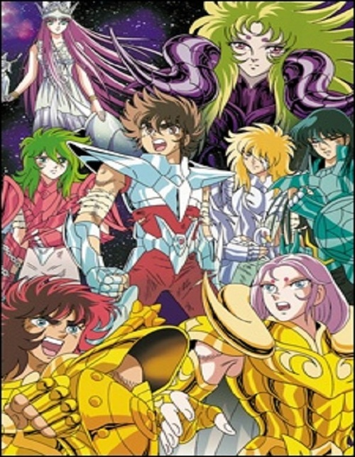Saint Seiya Hadès I Sanctuary