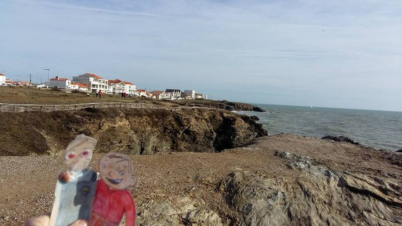 Farouk explore Saint Gilles sur vie.