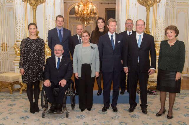 5ème réunion du Conseil honoraire d'International Paralympic Committee