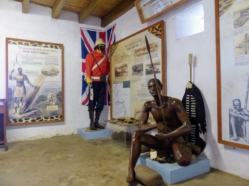 musée culturel éthologique zoulou Vucani; suite