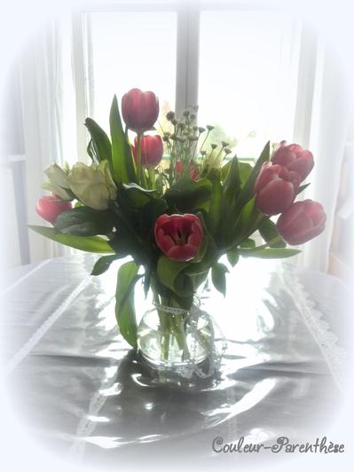 A fleurs de tendresse!