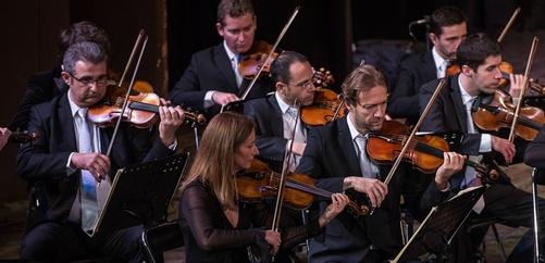 Anne Gravoin : le drôle d'orchestre de Madame Valls