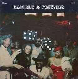 Jim Gamble - Gamble & Friends - Complete LP