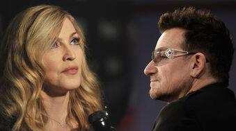 [Rumeur] U2 et Madonna joueront-ils aux Grammy Awards 2015 ?