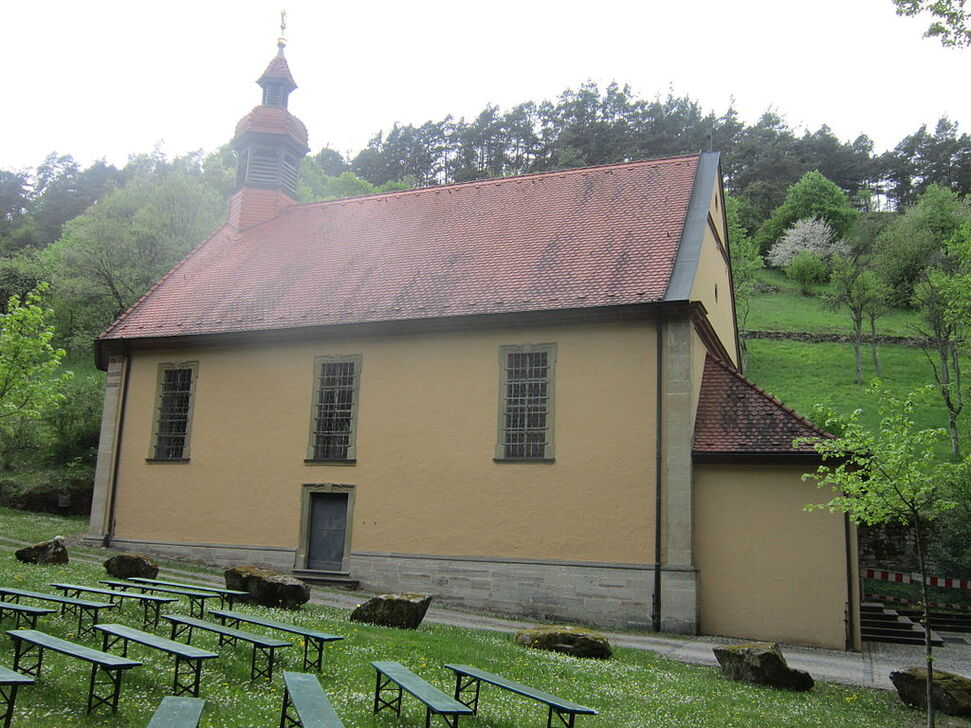 Maria-Steinthal-Kapelle (Hammelburg) – 20150508-073.JPG