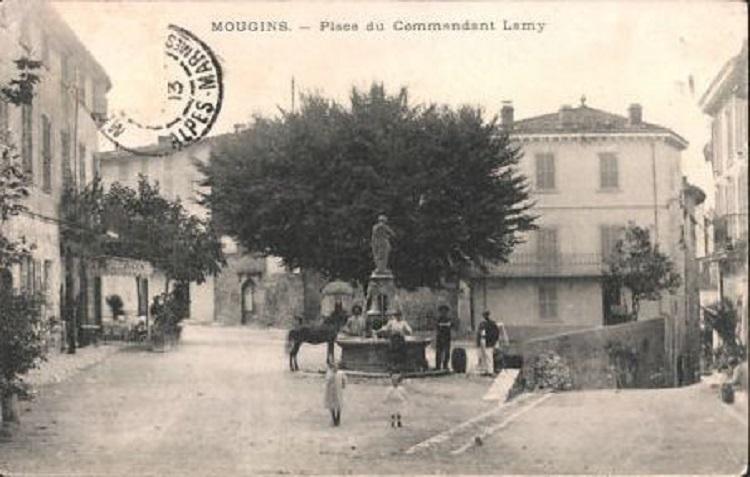 """Mougins à 260 m """"une des communes les plus grandes de France"""