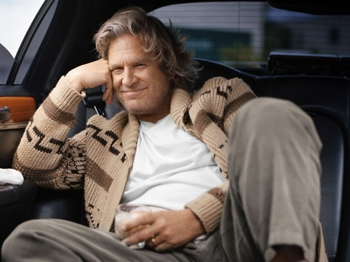 Jeff Bridges... One cool dude. Love his movies... Love his music... Love him. :)